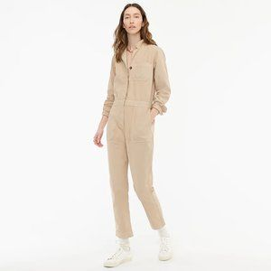 NWT J. Crew Foundry chino coveralls
